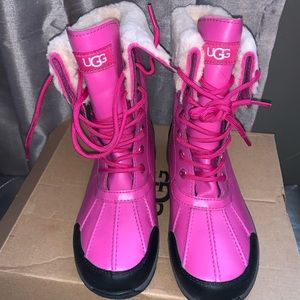 UGG Butte ll cwr boots in pink